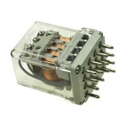 PrzekaĹĽnik R15 4PDT - 1510 5423 3220 230VAC 10A RELPOL - R15-1014-23-3230