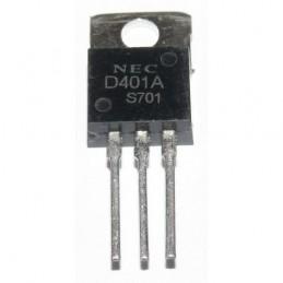 Tranzystor 2SD401 npn 200V 2A 20W TO220