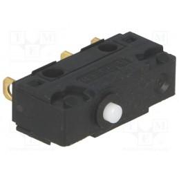 Mikroprzełącznik V4NCT7 bez dżwigni 5A/250V IP40 krańcówka