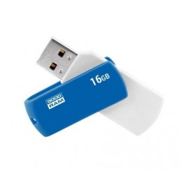 Pendrive 16GB GOODRAM biało-niebieski / TGD-UCO20160MXR11