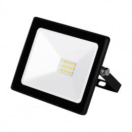 Lampa halogen LED 10W biały neutralny 4000k slim / FL27-10W