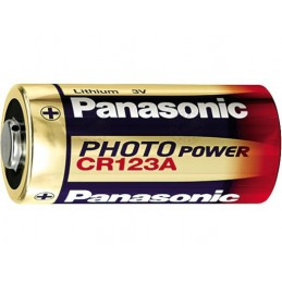 Bateria CR123A Panasonic