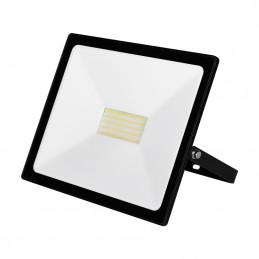 Lampa halogen LED 50W biały neutralny Ultra slim / FL27-50W