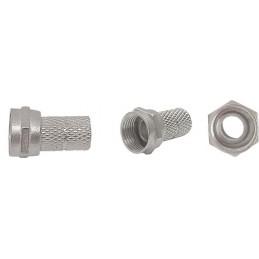 Wtyk F 6,5mm-19mm - Lx 0058
