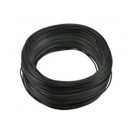 Przewód LgY 1x1mm 300-500V drut czarny