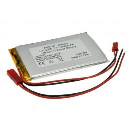 Akumulator 3,7V 2500mAh 85x50x4,7mm 475085 Li-Polymer z PCM