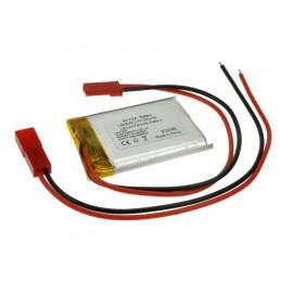 Akumulator 3,7V 550mAh 40x30x5mm 503040 Li-Polymer z PCM
