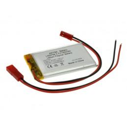 Akumulator 3,7V 1350mAh 59x37x5mm 503759 Li-Polymer z PCM