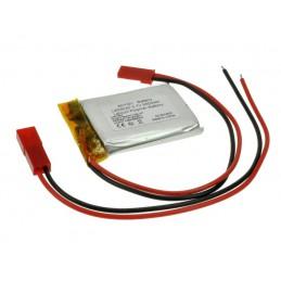 Akumulator 3,7V 650mAh 40x30x6mm 603040 Li-Polymer z PCM