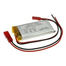 Akumulator 3,7V 1700mAh 56x30x8,6mm 863056 Li-Polymer z PCM