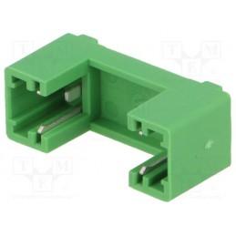 Gniazdo bezpiecznika 20mm do druku 6.3A/250V raster 15mm / ZHL75