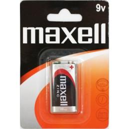 Bateria 9V 6F22 Maxell (1B)