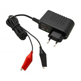 Ładowarka akumulatorów żelowych 12V -V1.0 LED / 5066