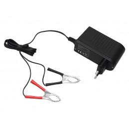Ładowarka akumulatorów żelowych 12V -V2.0 LED / 5043