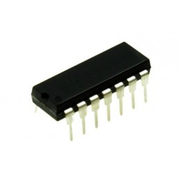 U.S. CMOS CD4001 DIP14