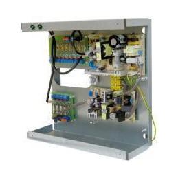 Zasilacz 12V-2A CCTV systemowy 4-wjścia - ZW4A