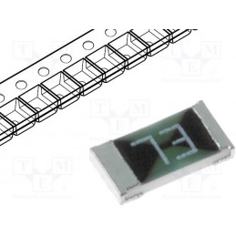 Bezpiecznik SMD 3,15A 63V szybki 1206 / BSMD-3.15A