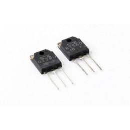 Tranzystor 2SB1560 + 2SD2390 (para komplementarna)