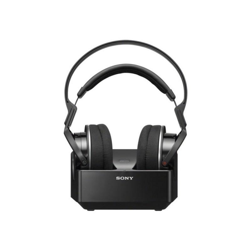 Słuchawki bezprzewodowe SONY MDRRF811RK nauszne radiowe czarne