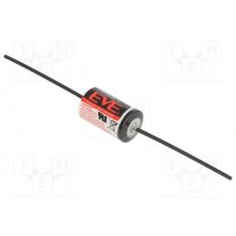 Bateria 14250CNA 1/2 R6 3,6V 1/2AA do lutowania / EVE-ER14250/CNA