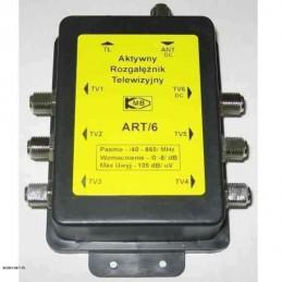 Aktywny rozgałężnik antenowy ART-6