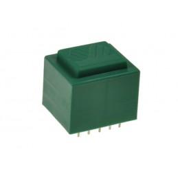 TEZ2,5/D 230/12-12V transformator sieciowy zalewany