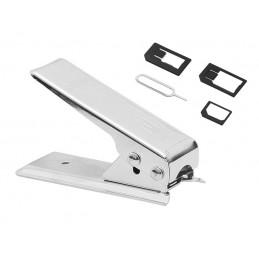 Wycinarka do kart micro i nano SIM / 75-851
