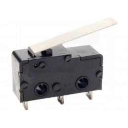 Mikroprzełącznik MX-90-C-06 EEC z dźwignią 21mm 5A/250V zamienny za DB3