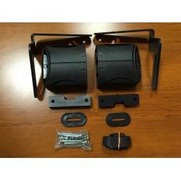 Podstawka podwieszna na rejestrator CCTV, odtwarzacz DVD lub magnetowid