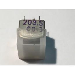 Głowica magnetofonowa uniwersalna 203.S 08-3 do ZK-245 orygianał