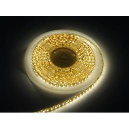 Taśma LED 12V biała ciepła zalewana 600/3528