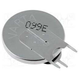 Bateria CR2450SLF3 lutowana pionowa 3-pin VARTA