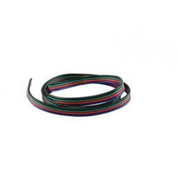 Przewód do taśm LED RGB 4x0,35