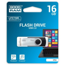 Pendrive 16GB GOODRAM UTS2 USB 2.0