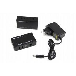 Przedłużacz HDMI Externder 50m po skrętce 1xCat6 IR / 007055