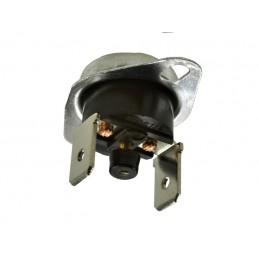 Wyłącznik termiczny bimetal 10A/250V 110*C NC (RĘCZNY RESET) KSDA-313R-110V