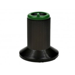 Gałka N-0 znacznik zielony...