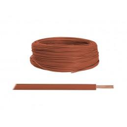 Przewód LgY 1x1,5mm brązowy