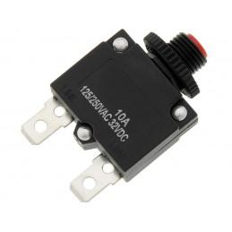 Wyłącznik nadprądowy-termobimetaliczny bezpiecznik 10A 250V MR1