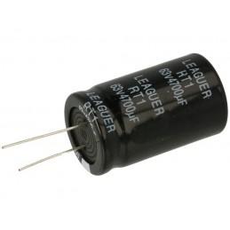 Kondensator 4700uF/63V elektrolit 105st.c / 06454