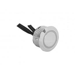 Wyłącznik meblowy LED 20W ON/OFF podświetlany (Dotykowy ze ściemniaczem)