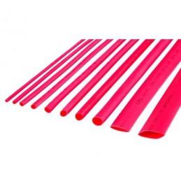 Rurka termokurczliwa 2,5mm/1,2mm - 1m cerwona / NAR0254