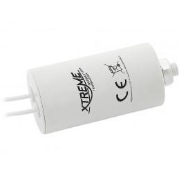 Kondensator rozruchowy 4uF/450V AGD z przewodami