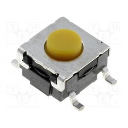 Mikroprzycisk SMD 6x6x3,1mm 0,8mm / B3S-1002P