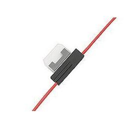 Gniazdo bezpiecznika nożowego na kablu 2,50mm - 4012