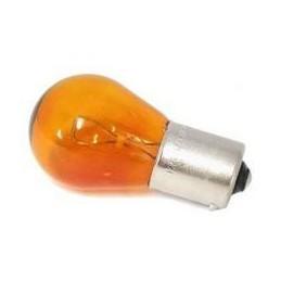 Żarówka BAU15s PY21W 12V 21W pomarańczowa VOSLA 37638.39001