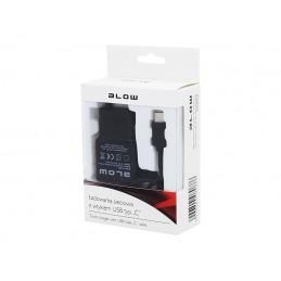 Zasilacz 5V/2,1A USB-C 3.1-USB ładowarka sieciowa / 75-888