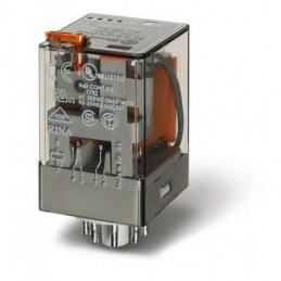 PrzekaĹĽnik F60.12.8.230.0040 odpowiednik R15 2PDT 230V AC 10A