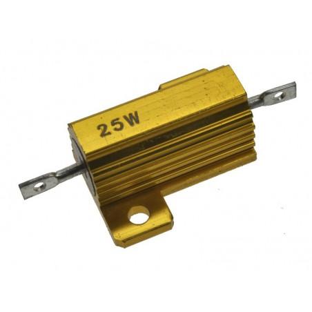 Rezystor 25W 4,7ohm 4R7 z radiatorem