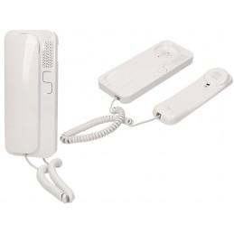 Słuchawka domofonu CYFRAL SMART (2-przewodowa) biała